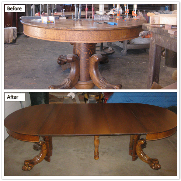 Furniture Refinishing ...